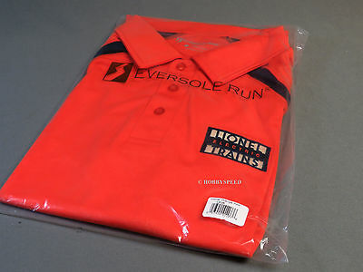 LIONEL POLO ADULT PERFORMANCE SHIRT train accessory tee lg 9-51026 LARGE NEW