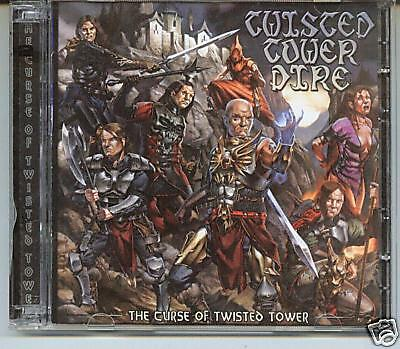 Twisted Tower Dire - The Curse of Twisted Tower DCD