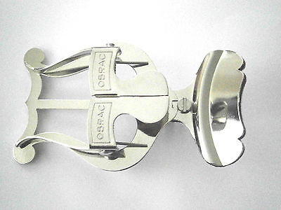 Clip On Bell Lyre Music Holder- Fantastic Quality, Made In Spain