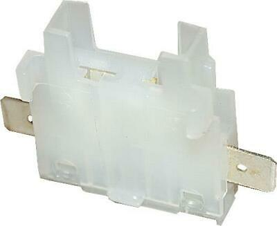 Leisure Installations 12V Add Fuse Holder White Casing Box 1 Way Clip Together