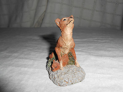 Martha Richardson bronze Chihuahua, dog figure