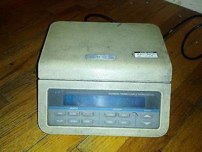 Scanning 12-Channel Thermocouple Thermometer, Model 92800-00, Cole Parmer