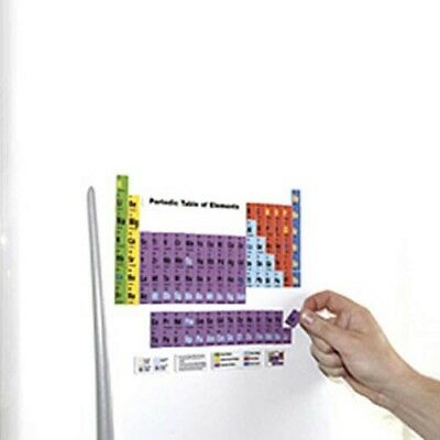 Periodic Table Magnetic Fridge Magnets - Complete Set of Elements BRAND NEW