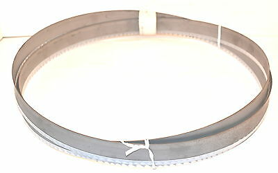 """NOS Greenfield USA 2/3 tpi  15'x1-1/2"""" x.05"""" WELD TO LENGTH BANDSAW BLADE #A977W"""