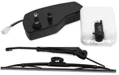 Quadboss UTV Windshield Washer / Wiper Set For Polaris Ranger 570 Mid Size 5045