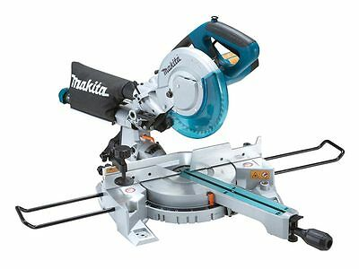 Makita LS0815FL 240v 216mm Sliding Compound Mitre Saw