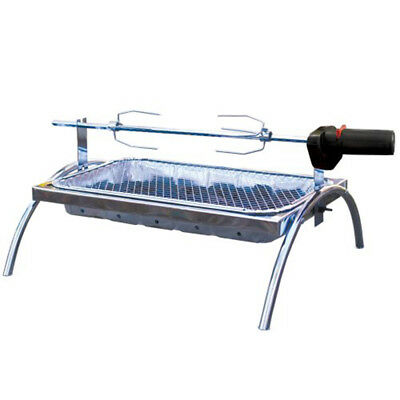 Asado Rotisserie Barbeque Grill & Bag, Outdoor Cooking BBQ Portable, Chicken etc