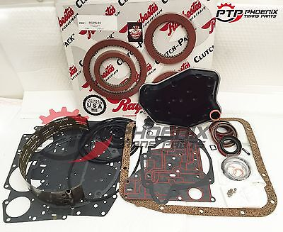 AODE TRANSMISSION Rebuild Kit 1992-1995 High Performance fits Mustang Cougar