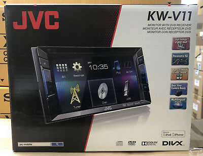 "PIONEER Car/Van DVD USB 6.2"" Double Din 2DIN Bluetooth Android iPhone DAB Aerial"