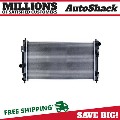 New Radiator for Chrysler 200 Sebring Dodge Avenger Caliber Jeep Compass Patriot