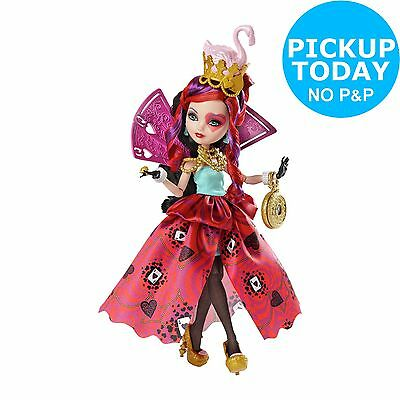 Ever After High Way Too Wonderful Lizzie Hearts Doll: The Official Argos Store
