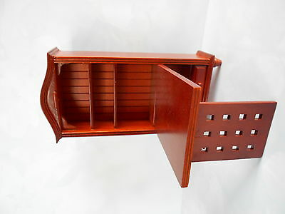 Reutter 12th scale Wall unit with fold down table