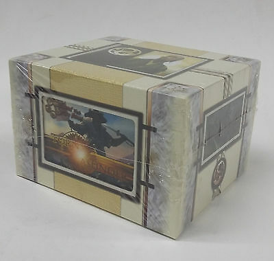 L5R CCG TORN ASUNDER Factory sealed box of 48 booster packs!