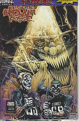 Insane Clown Posse Pendulum Comic Lot 2, 3, 4, 5 Bagged with CD Chaos Modern Age