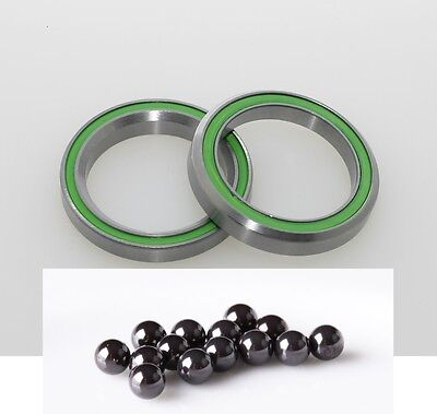 "30.15mm* 41mm*6.5mm*45°Ceramics bearing fit VP&Ritchey Pro 1&1/8"" headset"