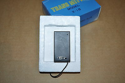 New - Covert Cony Surveillance Fm Transmitter - Made In Japan -  Free Shipping!!