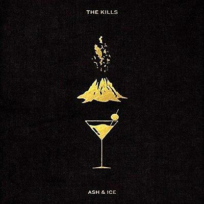 The Kills - Ash And Ice (Coloured) (NEW 2 VINYL LP)