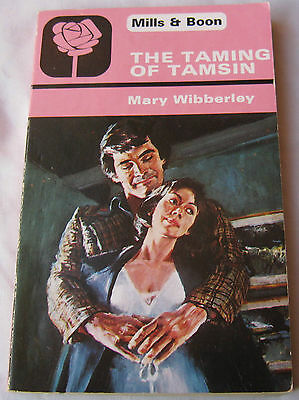 VINTAGE HARLEQUIN PRESENTS (6 Books) Mary Wibberley- Sage Love +
