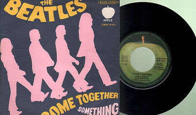 Beatles - Come together/Something