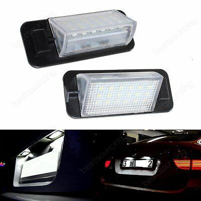BMW No Error LED Licence Number Plate Light E36 Coupe Saloon Convertible Estate