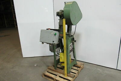 ROUSSELLE No. 0A Mechanical OBI Punch Press 5 Ton 1-1/4 Stroke 3-1/2 Throat 115V
