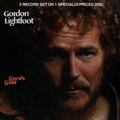Gordon Lightfoot - Gord's Gold (Greatest Hits) (NEW CD)