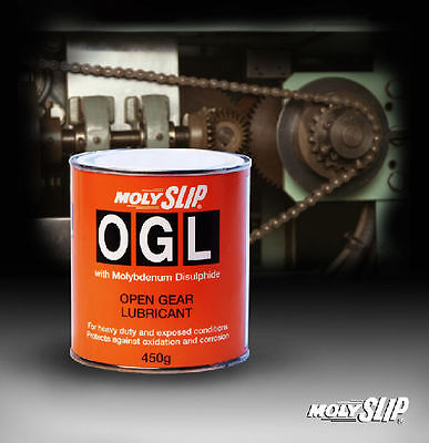 Molyslip OGL Open Gear Lubricant Heavy Duty Exposed Conditions Grease / RDGTools