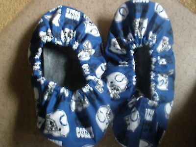 Indianapoils Colts Bowling Shoe Covers-Med, Lg Or Xl