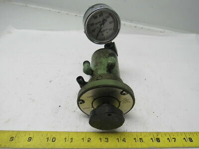 Hydraulic Selector Valve 4 Pos. Okuma LB-9 CNC Center Tail Stock Control