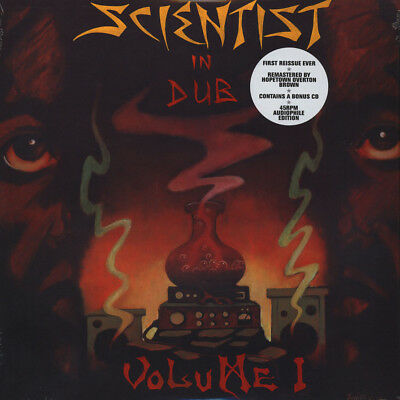 Scientist - In Dub Volume 1 (Vinyl LP+CD - 1981 - EU - Reissue)