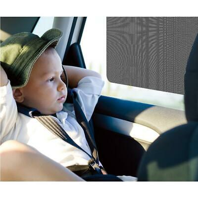 Static Cling Baby Child On Board Blind Shield Uv Sun Protection Keeps Car Cool
