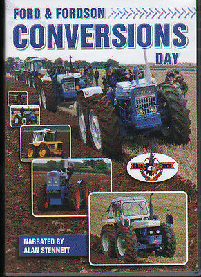 County Doe Roadless  Muir-Hill Tractor Dvd: Ford & Fordson Conversions Day -