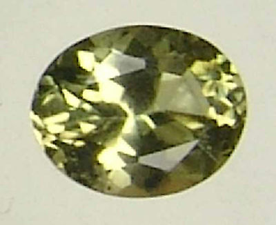 1.10CT 100% Natural Nice Oval Rare Kornerupine 08101624S