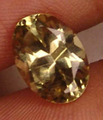 2.10CT 100% Natural Long Oval Rare Kornerupine 09100120S