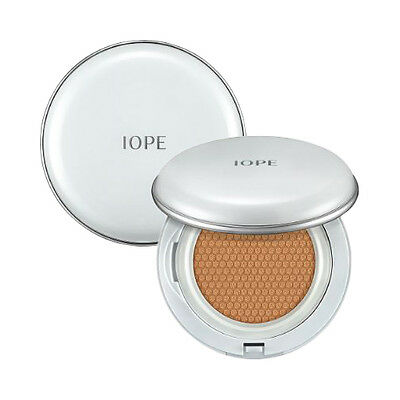 [IOPE] Air Cushion Natural Glow - 1pack (15g+Refill) (SPF50+ PA+++)