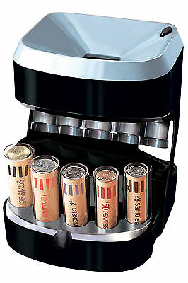 Coin Sorter Magnif Automatic Dollar Money Counter Electronic Machine Motorized