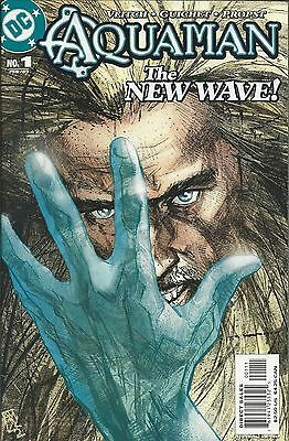 DC Aquaman comic issue 1