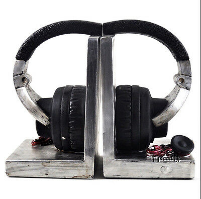 Shelf Bookends - Shelf Tidy Headphone New