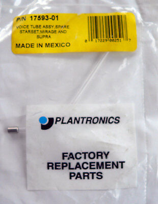 Plantronics Clear Voice Tube 17593-01 - NEU
