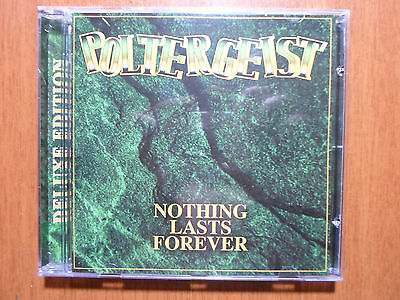 Poltergeist - Nothing Lasts Forever 80's Thrash  Reissue / Remastered