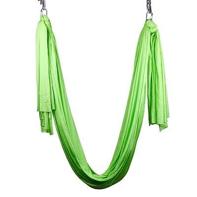 Newly Yoga Swing Anti-Gravity Hammock Elastic Flying Aerial Sling Workout