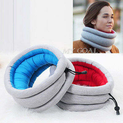 Ostrich Pillow Soft Cushion Head Neck Protector Travel Snooze Sleeping Pillow