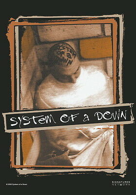 System Of A Down Fahne / Flagge 581 Poster Flag
