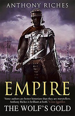 Empire: 5: The Wolf's Gold, Riches, Anthony, New condition, Book