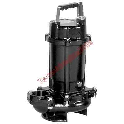 Loaded Water Submersible Pump 80DVS52.2-3 EBARA2,2kW 3x400V 50Hz Cable10 Vortex