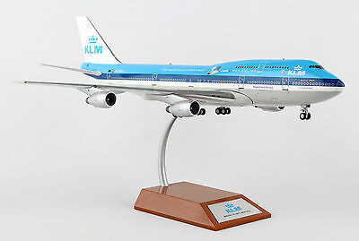 Inflight 200 IF7430116A KLM Boeing 747-300 PH-BUV Diecast Model Jet Airplane New