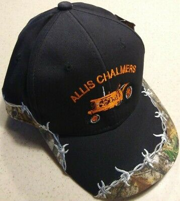 Triangle or WD-45 Solid or Mesh Hat 5 colors Allis Chalmers Diamond