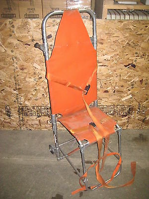 FERNO fire & rescue portable folding stair chair