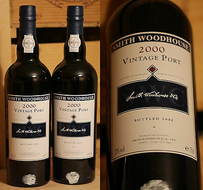 2000er Smith Woodhouse - Vintage Port - Top !!!!!