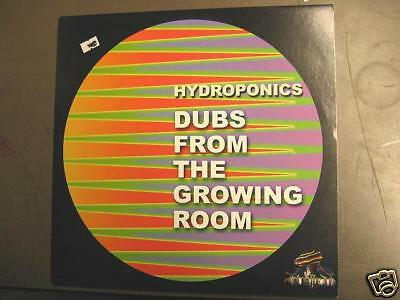 """Hydroponics """"dubs From The Growing Room"""" - Lp"""